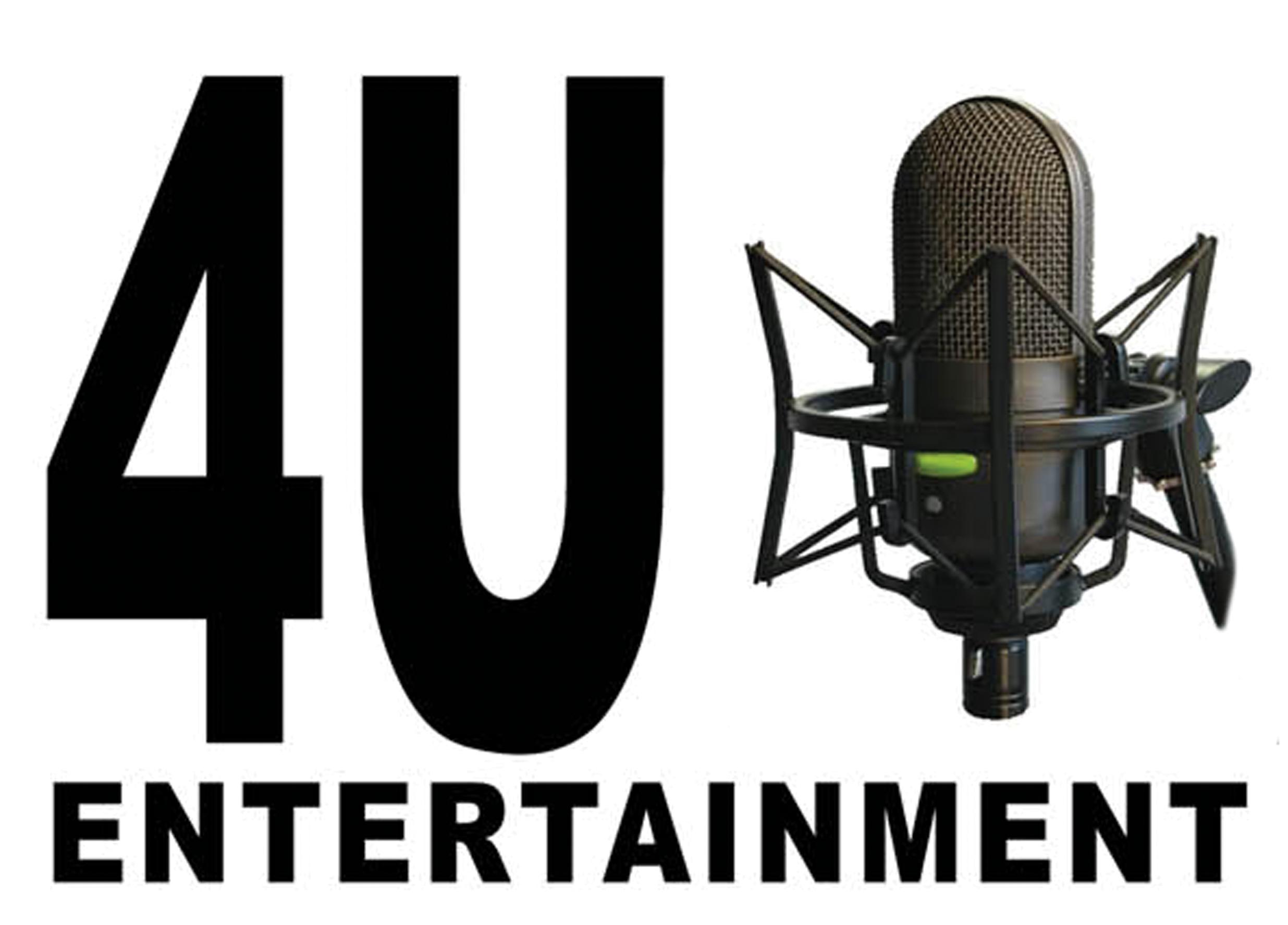 4U Entertainment Logo