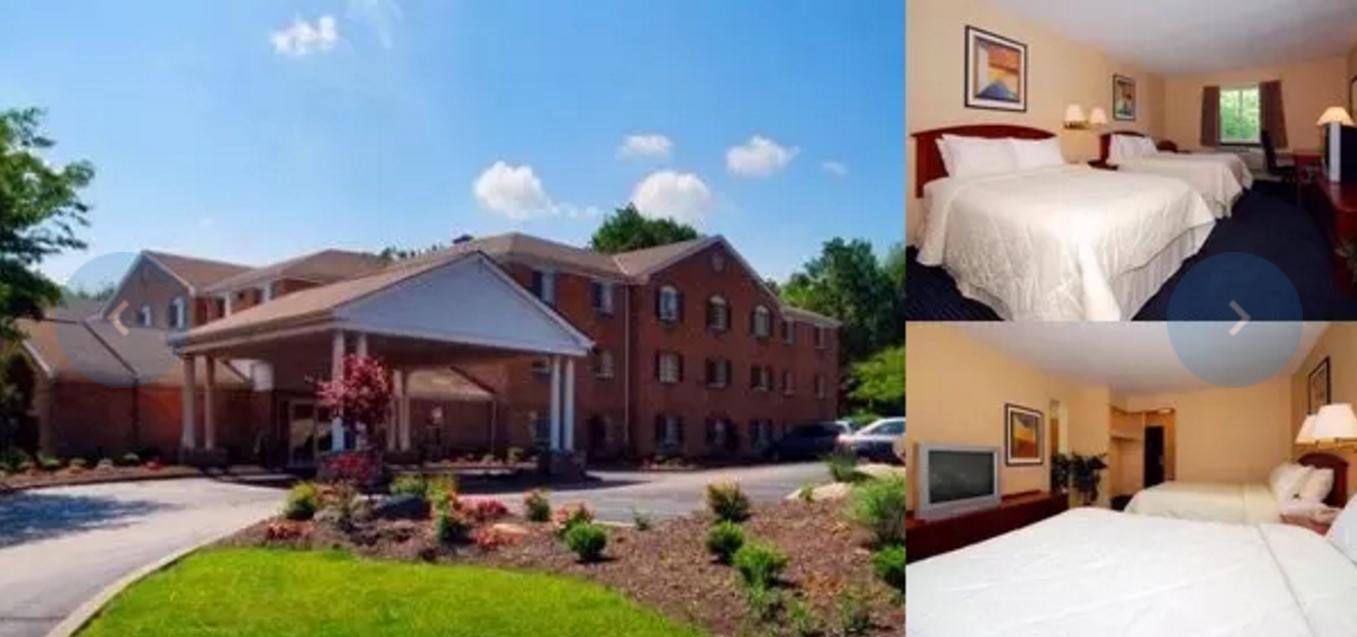 Comfort Inn Host Hotel #2