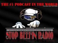 Stop Beefin' Radio Logo