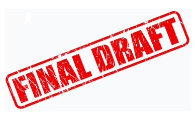 Final Draft grx
