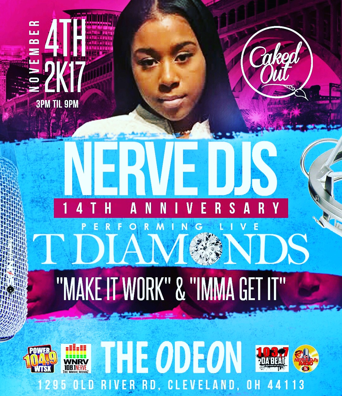 T-Diamonds Flyer