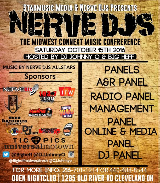 NerveDJs Conference