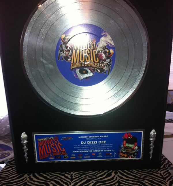 Nerve Djs 2011 Legends Award