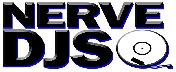 Beveled NERVE DJs Logo