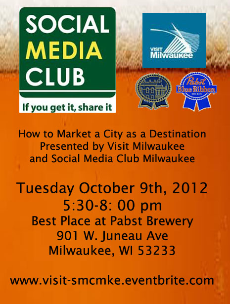 Visit Milwaukee Social Media Club Dynamismo