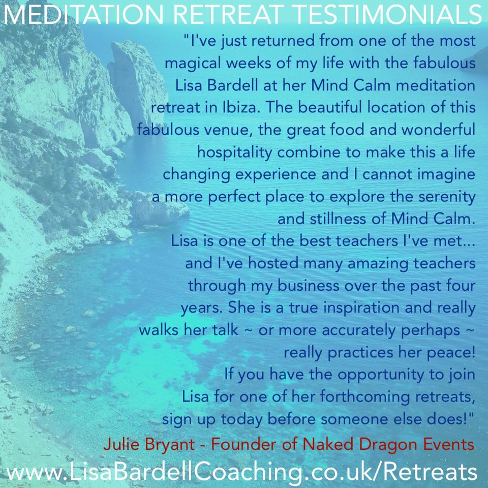 Retreat Testimonial