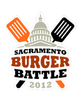 Sacramento Burger Battle Logo