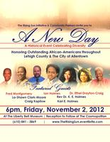 A New Day - A Historical Event Celebrating Diversity