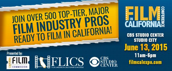 Film in California Conference 2015