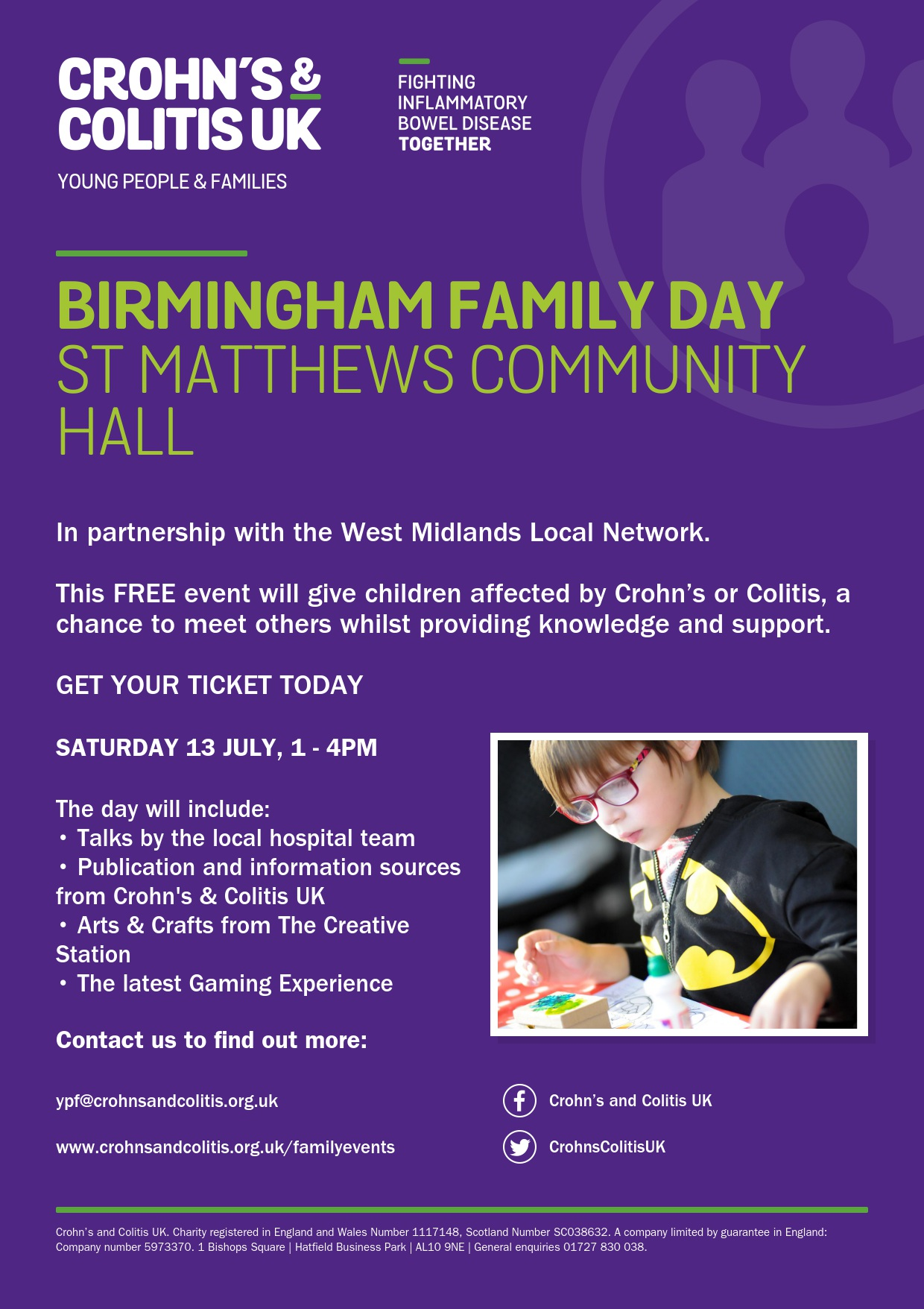 West Midlands Family Day