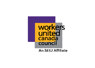 WORKERS UNITED CANADA COUNCIL LOGO