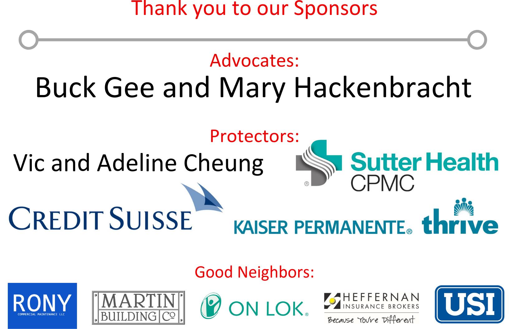 sponsors 2019