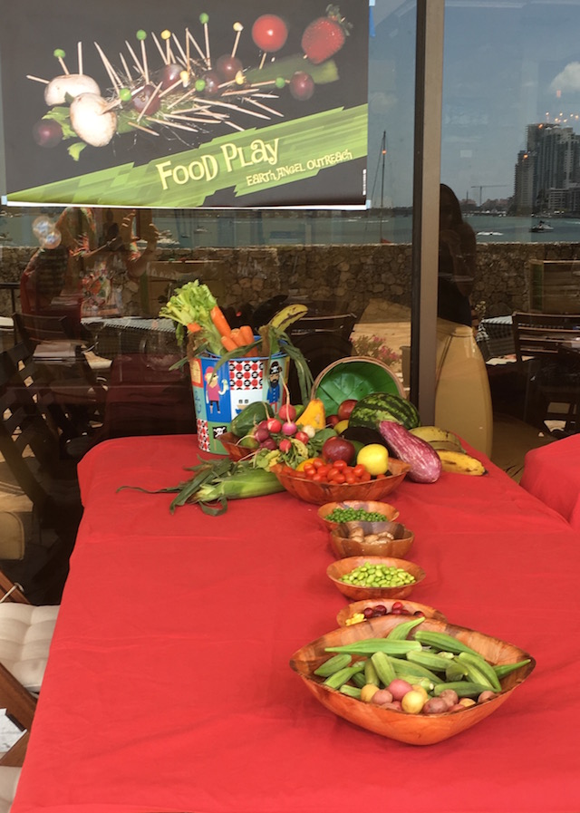 Food Play Set at Full Bloom Miami