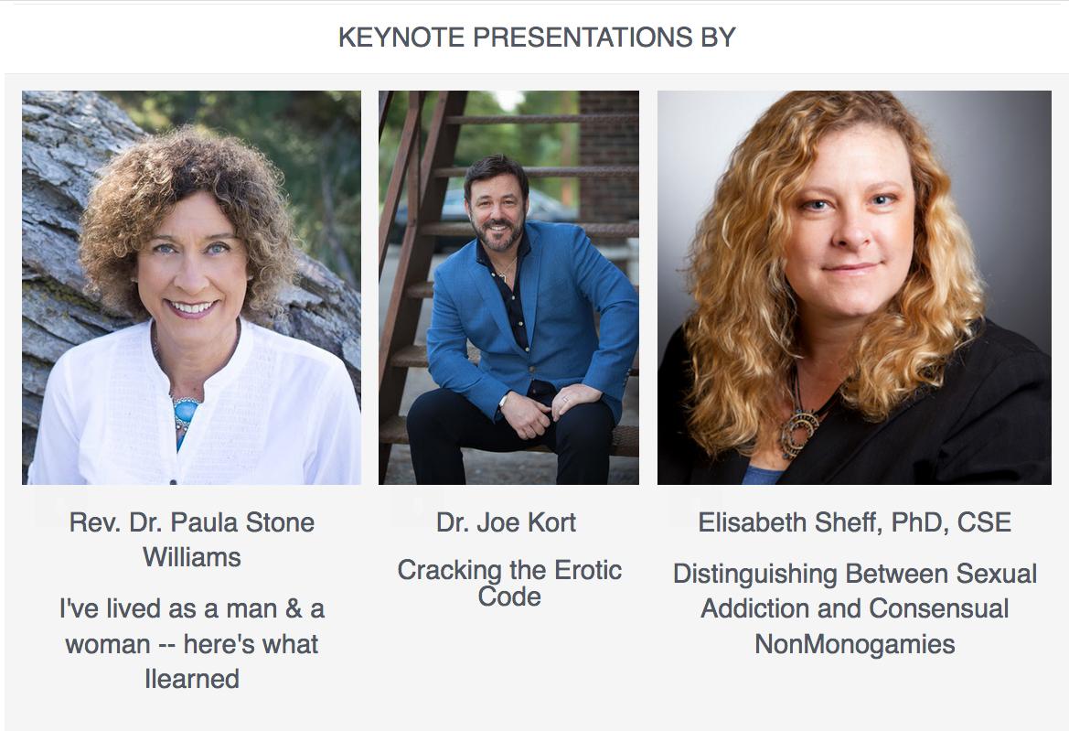 Keynote Presenters