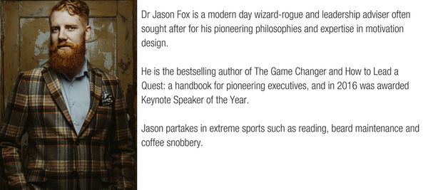 Dr Jason Fox