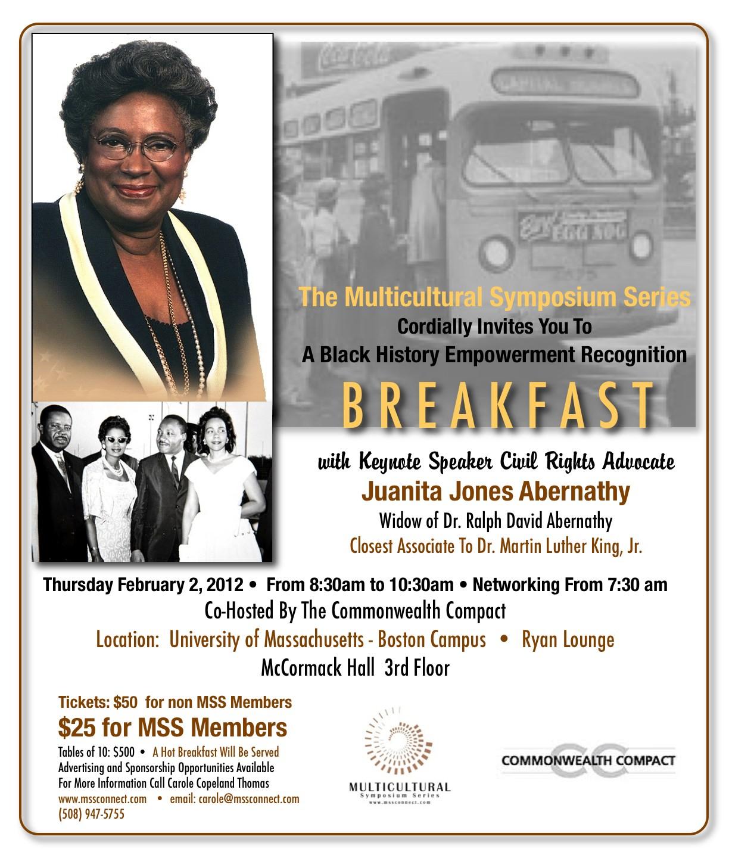 Black History Flyer 2012