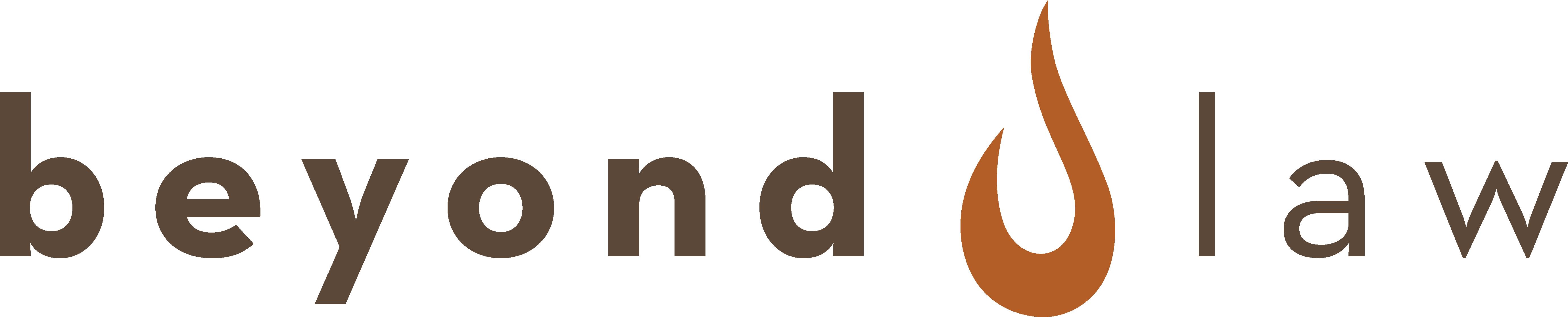 Beyond Law Logo
