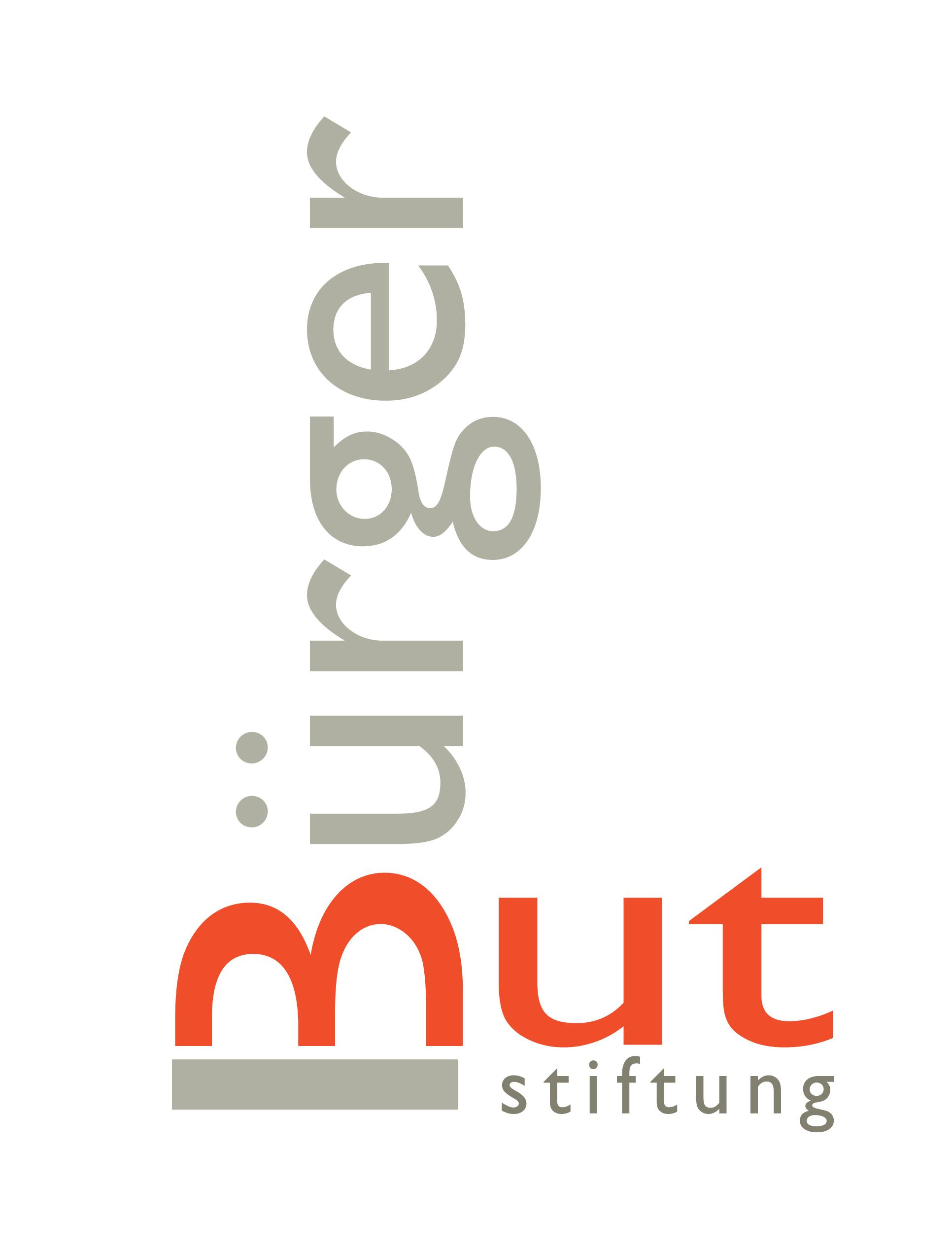 Das Logo der Stiftung Bürgermut