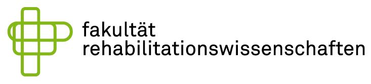 Das Logo der Fakultät RehabilitationswissenschaftenTU Dortmund