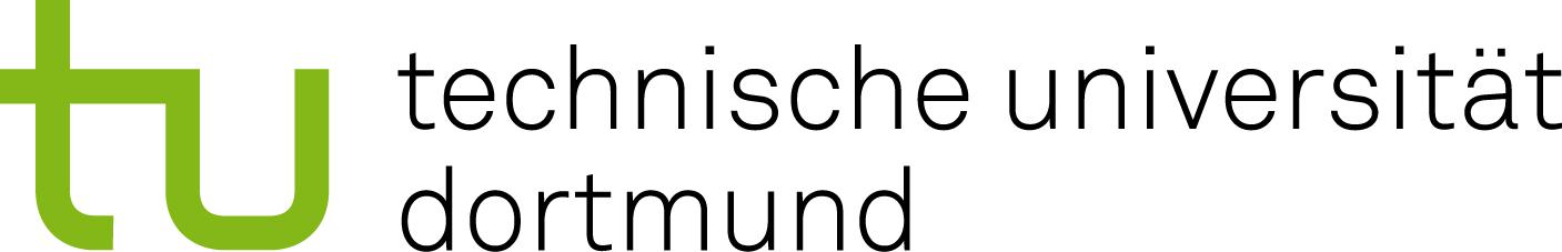 Das Logo der TU Dortmund