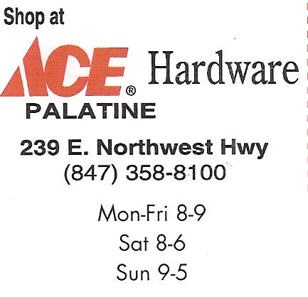 Ace Hardware in Palatine Plaza