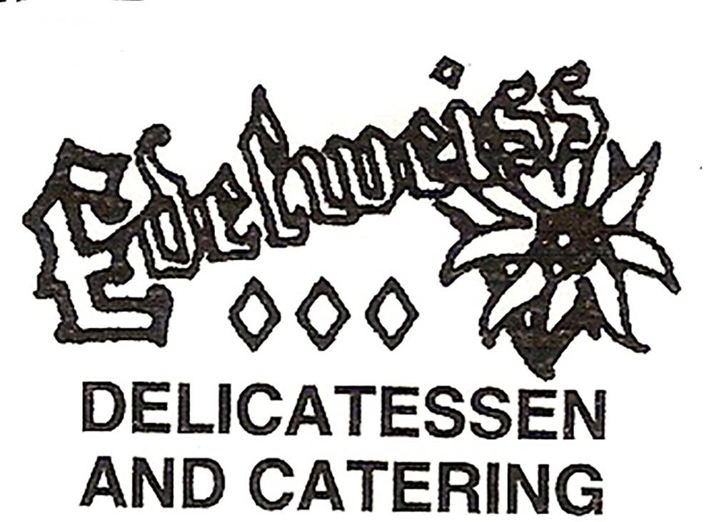 Edelweiss Delicatessen, Palatine Illinois, 136 West Northwest Highway, Palatine Illinois