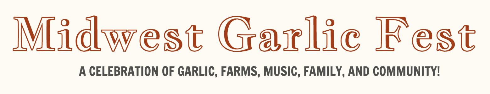 Galena Garlic Company - Midwest Garlic Festival 2019