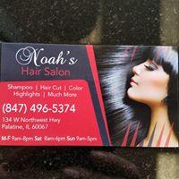 Noah's Hair Salon in Palatine