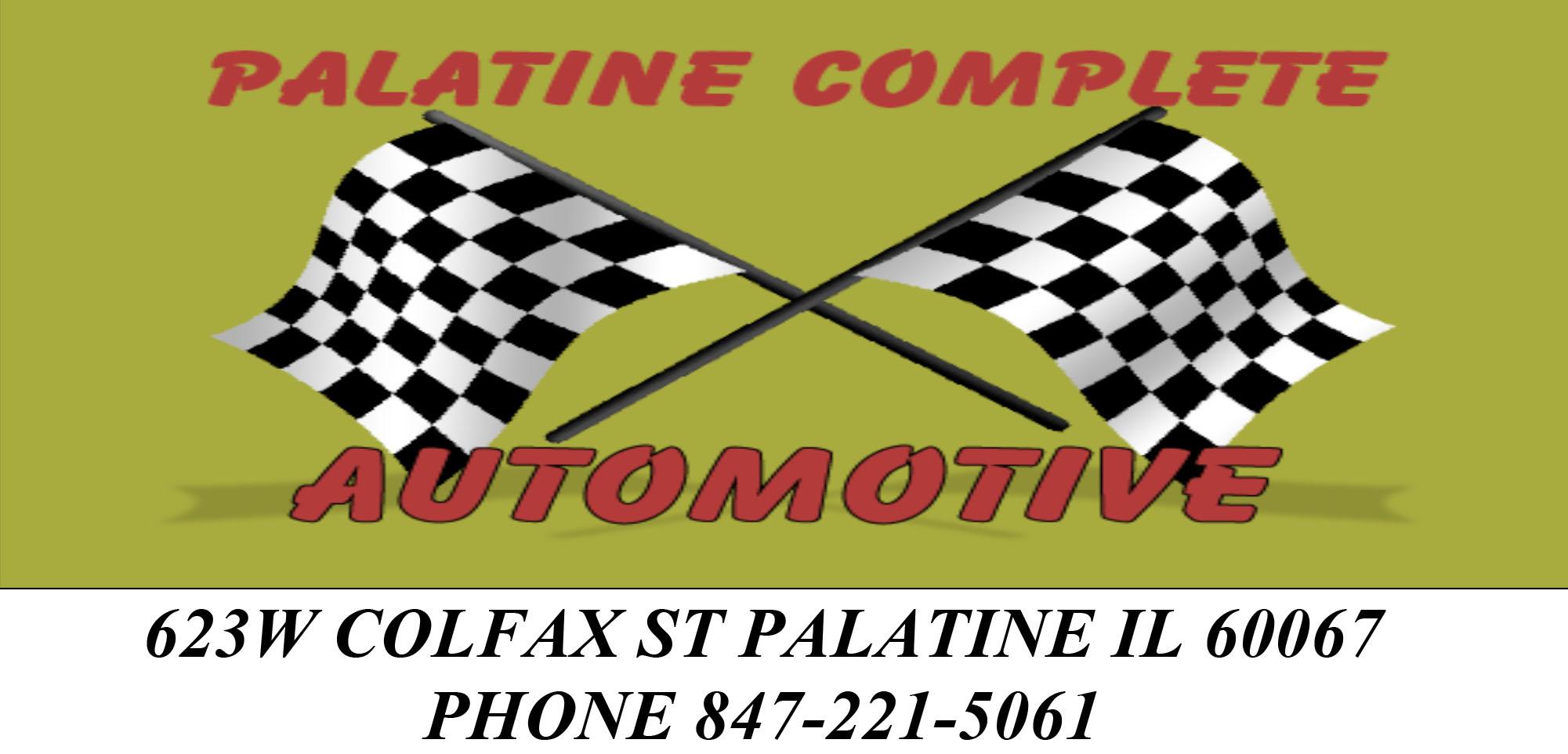 Palatine Complete Auto Repair