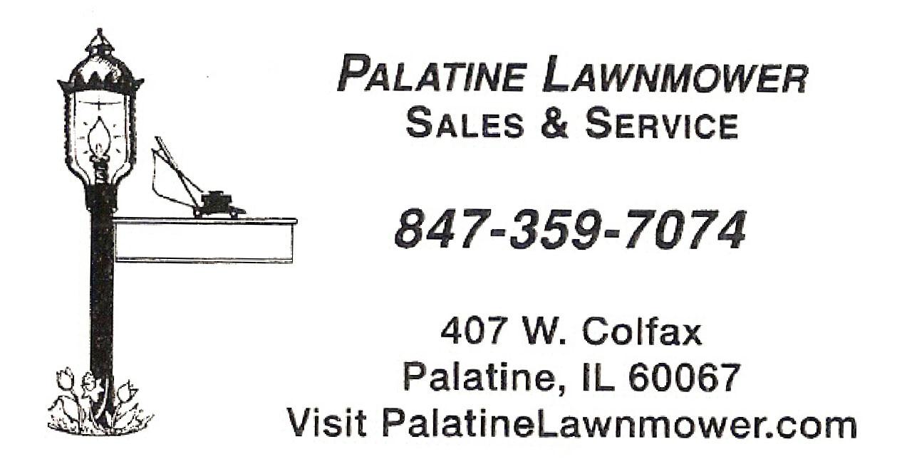 Palatine Lawnmower Repair