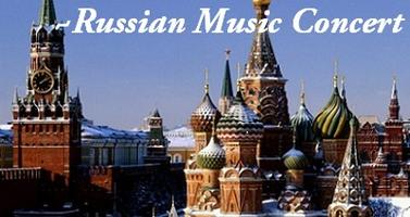 Concert of Russian Classical Music
