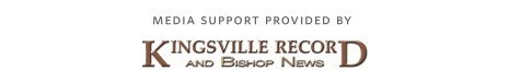 Media Support by The Kingsville Record