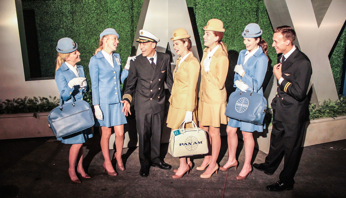 Pan Am Experience - Crew