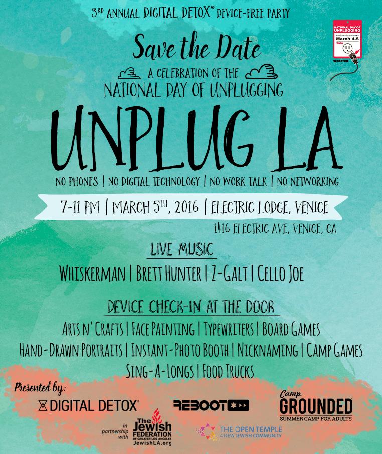 Unplug LA with Artists