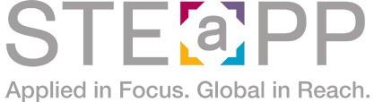 STEaPP logo