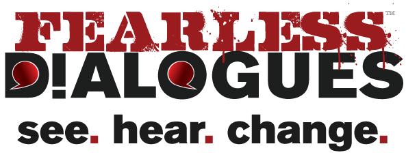 Fearless Dialogues logo