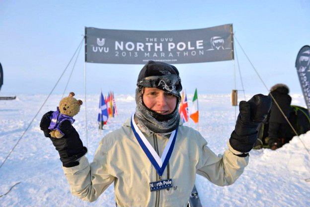 Fiona North Pole