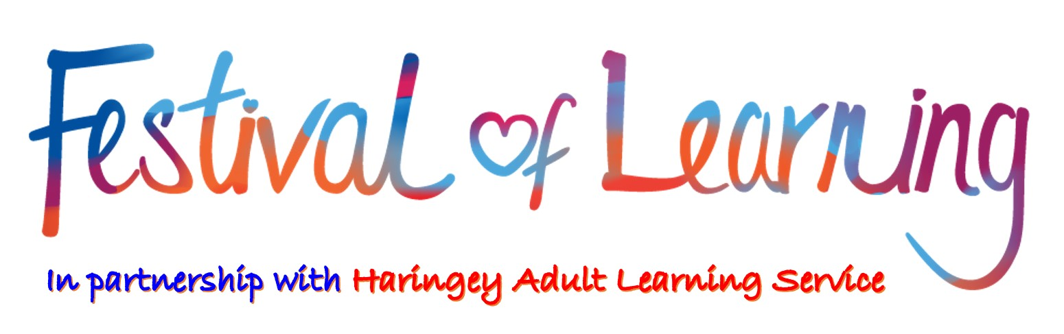 Haringey Festival of Learning 2019 logo