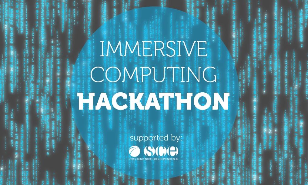 Immersive computing hackathon