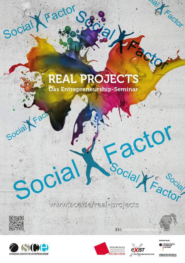 SOCIAL X FACTOR Finale am 21.07. in München