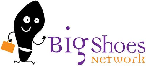 Big Shoes Network Logo
