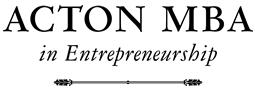 Acton MBA Logo