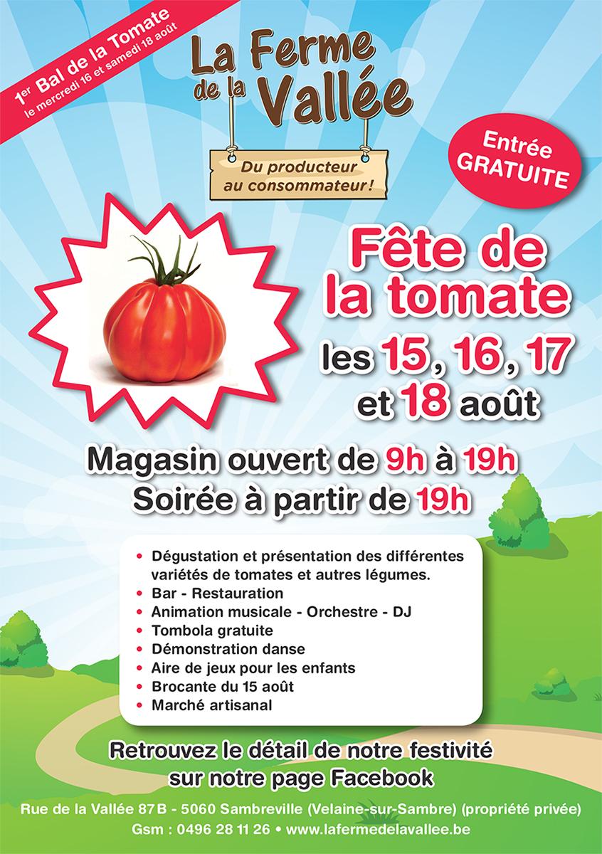 Fête de la Tomate 2018 Velaine s/S