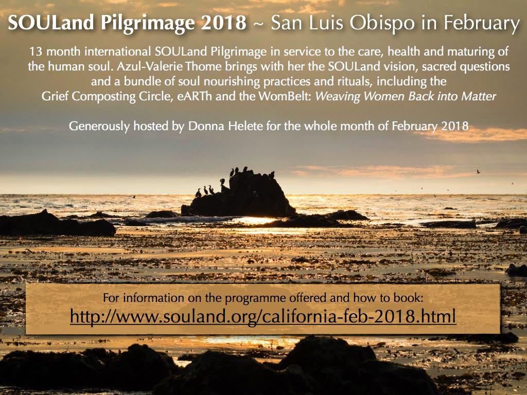 SOULand Pilgrimage SLO