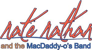 Nat Nathan and the Mac Daddy-O's Logo