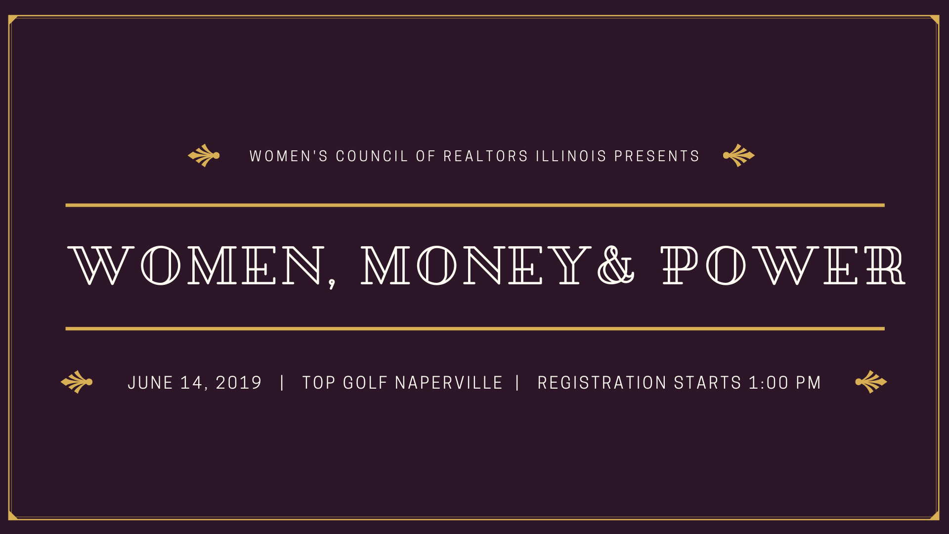 Women. power. money