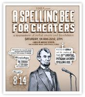 826LA Presents: A Spelling Bee for Cheaters - Spectator...
