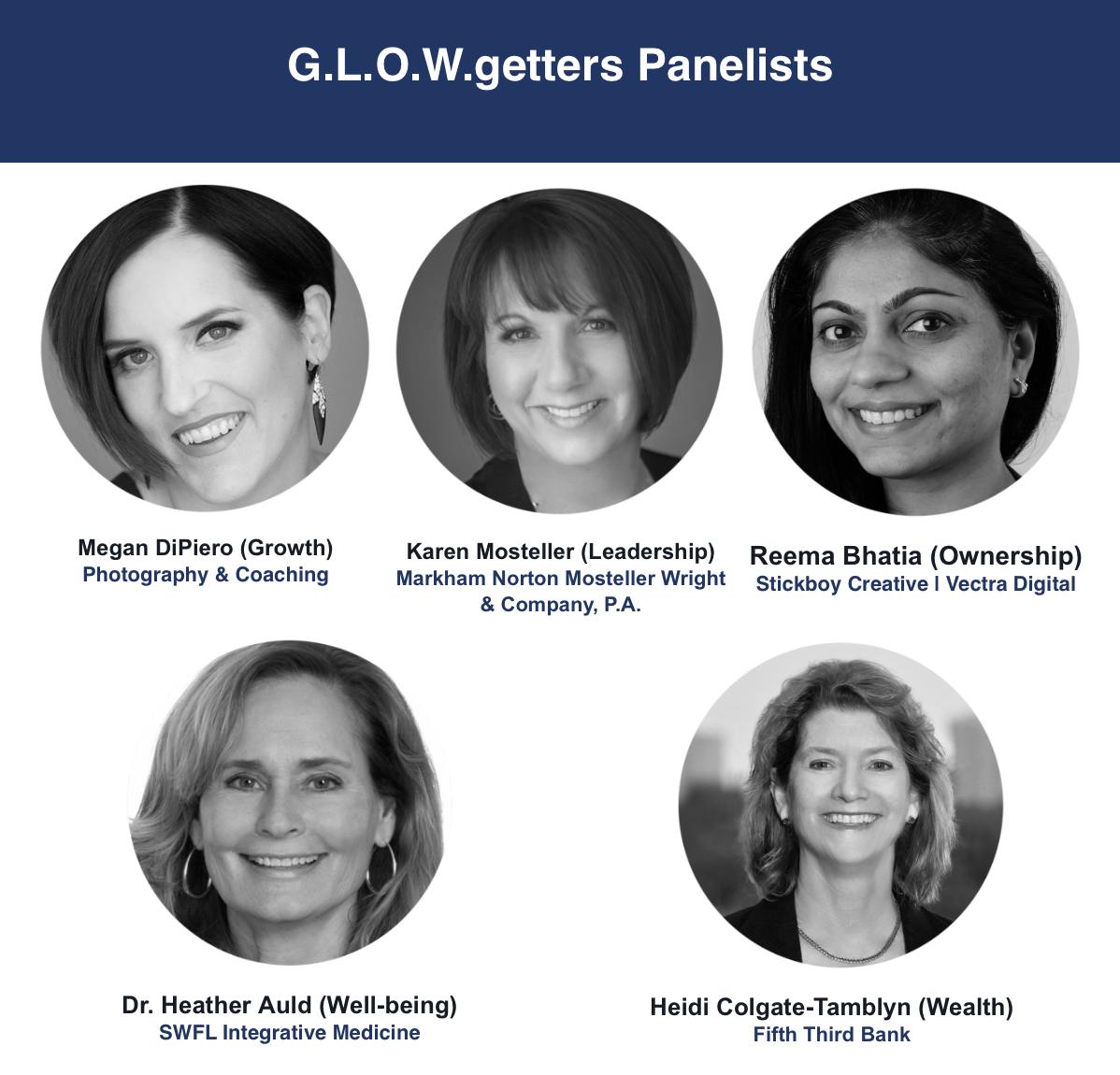 GLOW Panelist