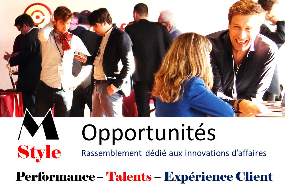 M-Style Opportunités d'affaires
