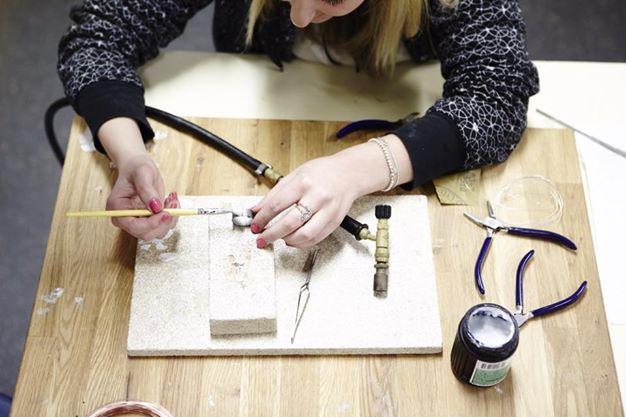Science of jewellery